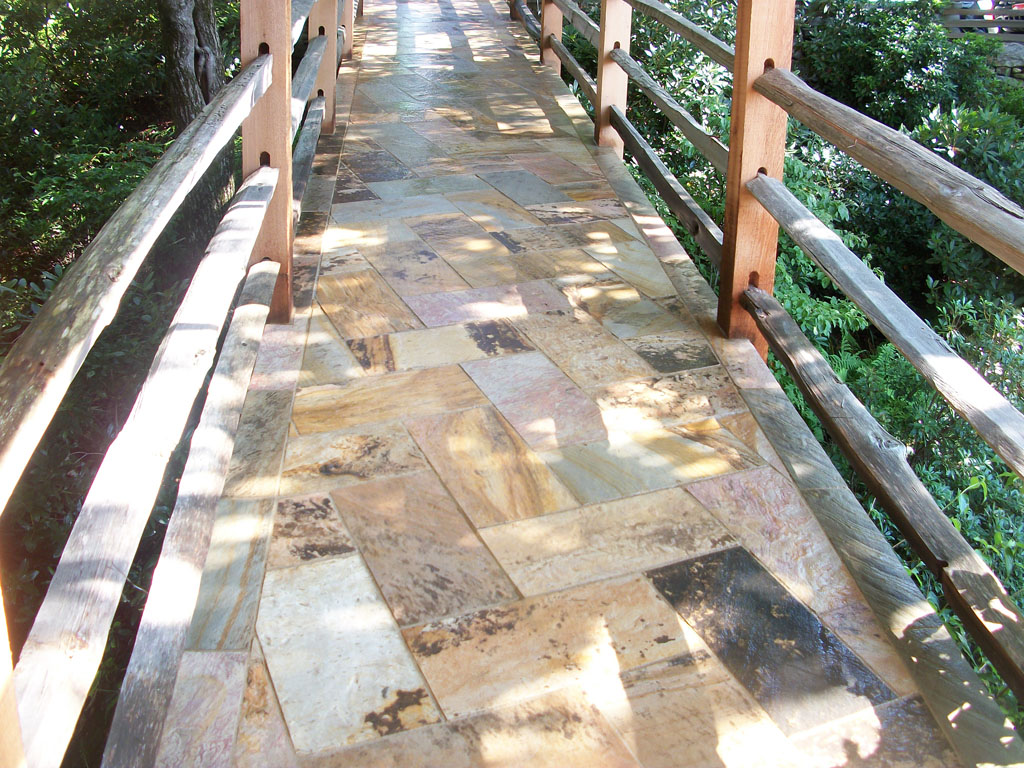 Brown Flagstone Cut Harrinbon 8
