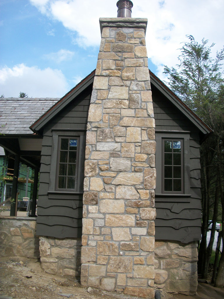 Stone Chimney sample 01