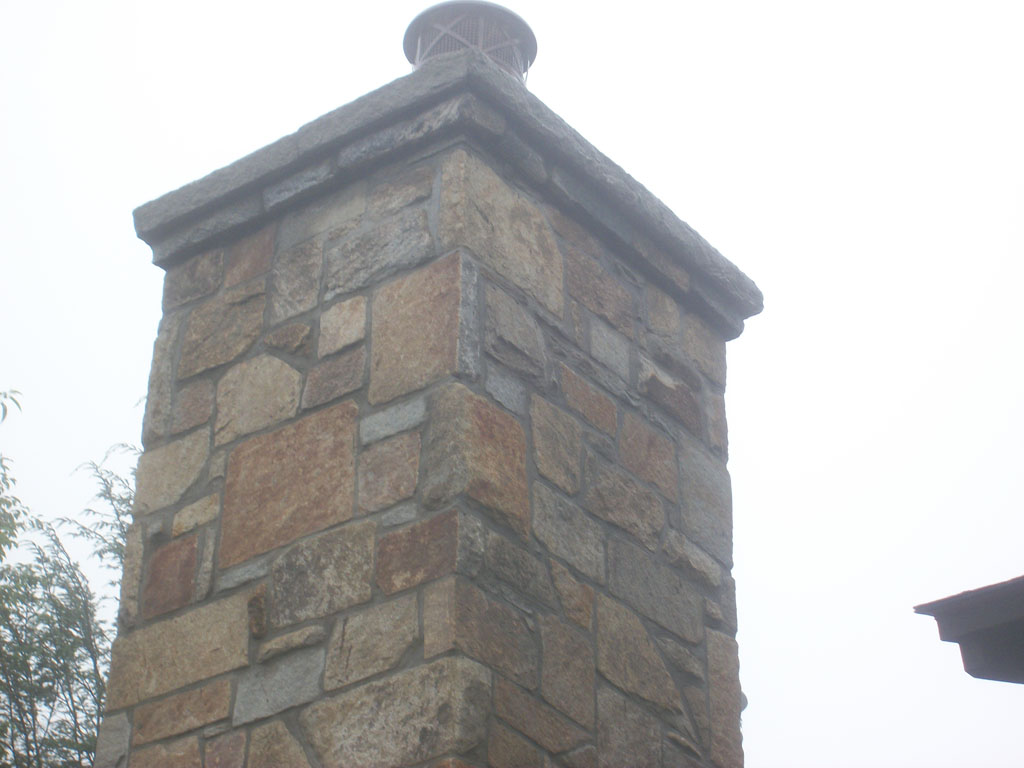 Stone Chimney sample 02