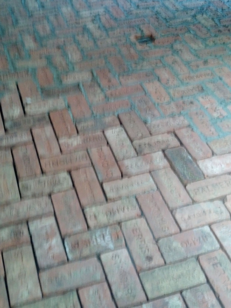 Brick Pavers 3