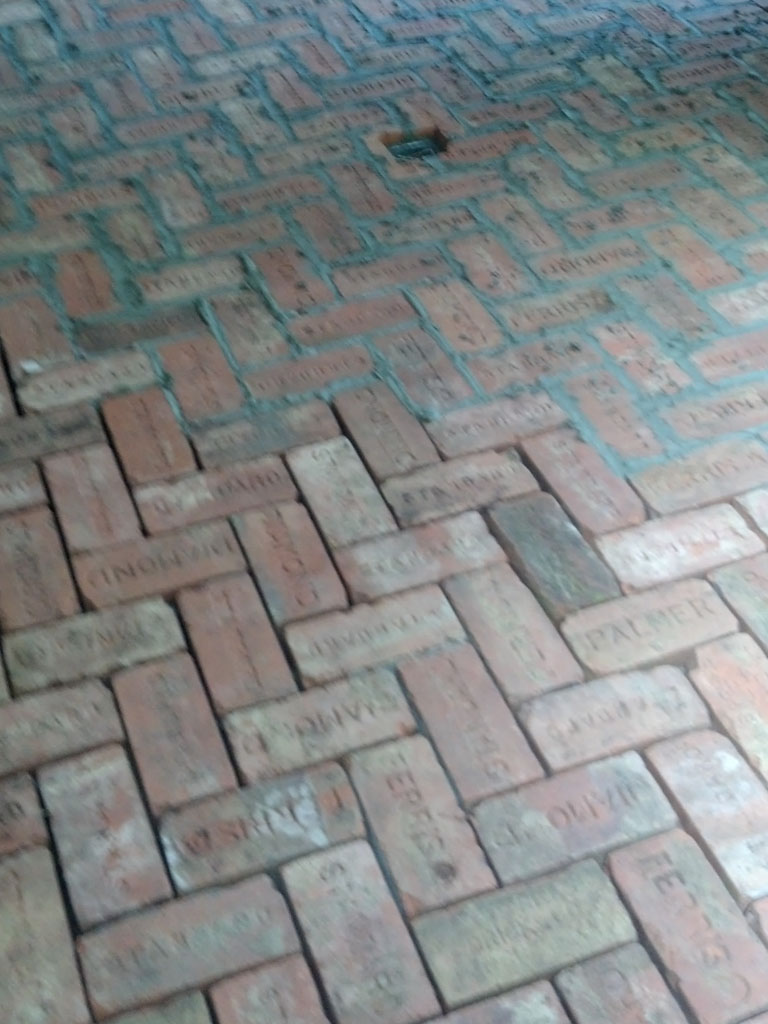 Brick Pavers 4