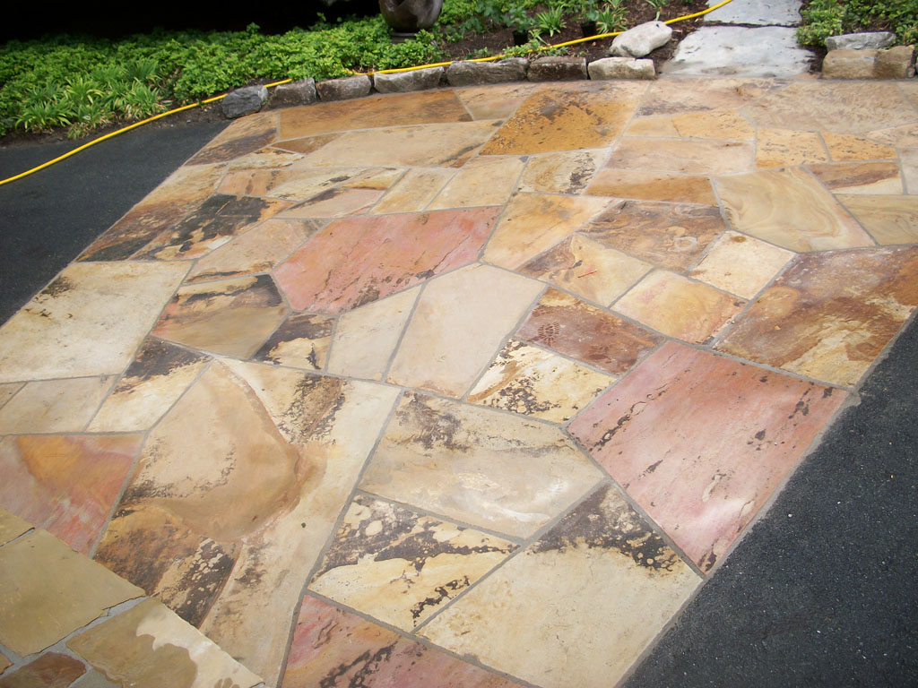 Brown Flagstone 6