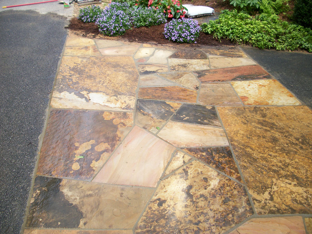 Brown Flagstone 7