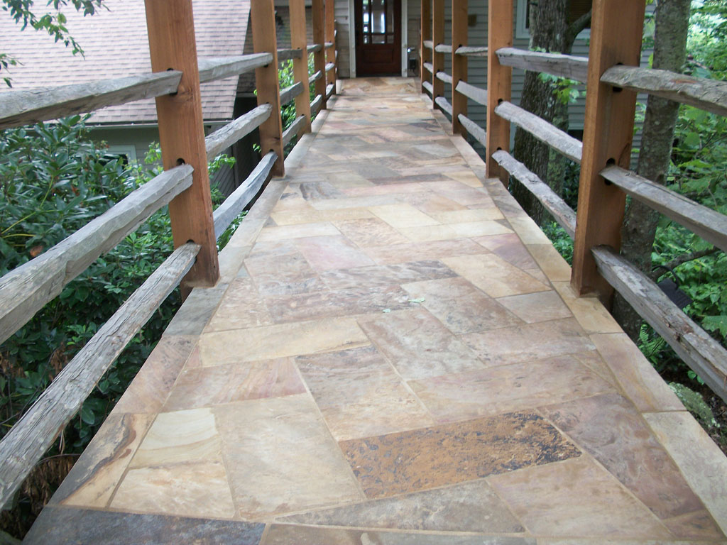 Brown Flagstone 5