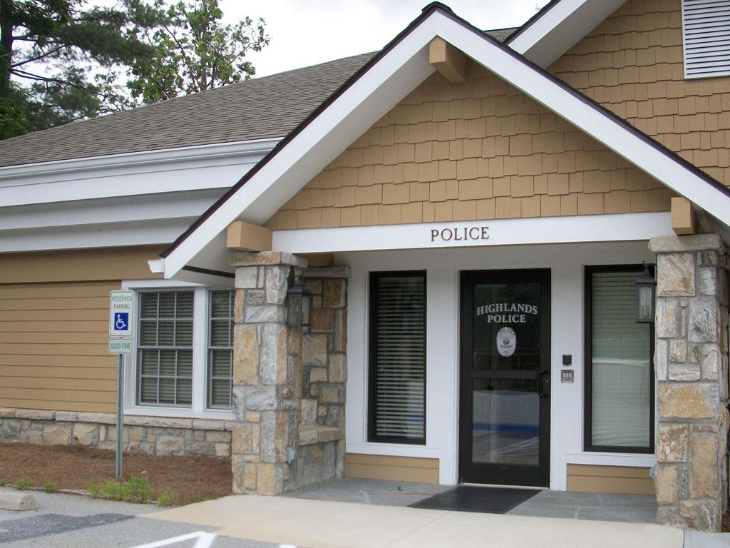 Highlands Police Station 12