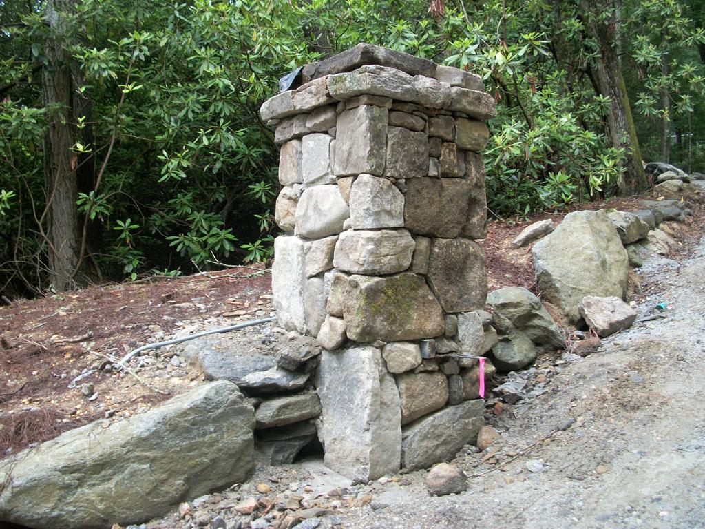 Stone Columns 5