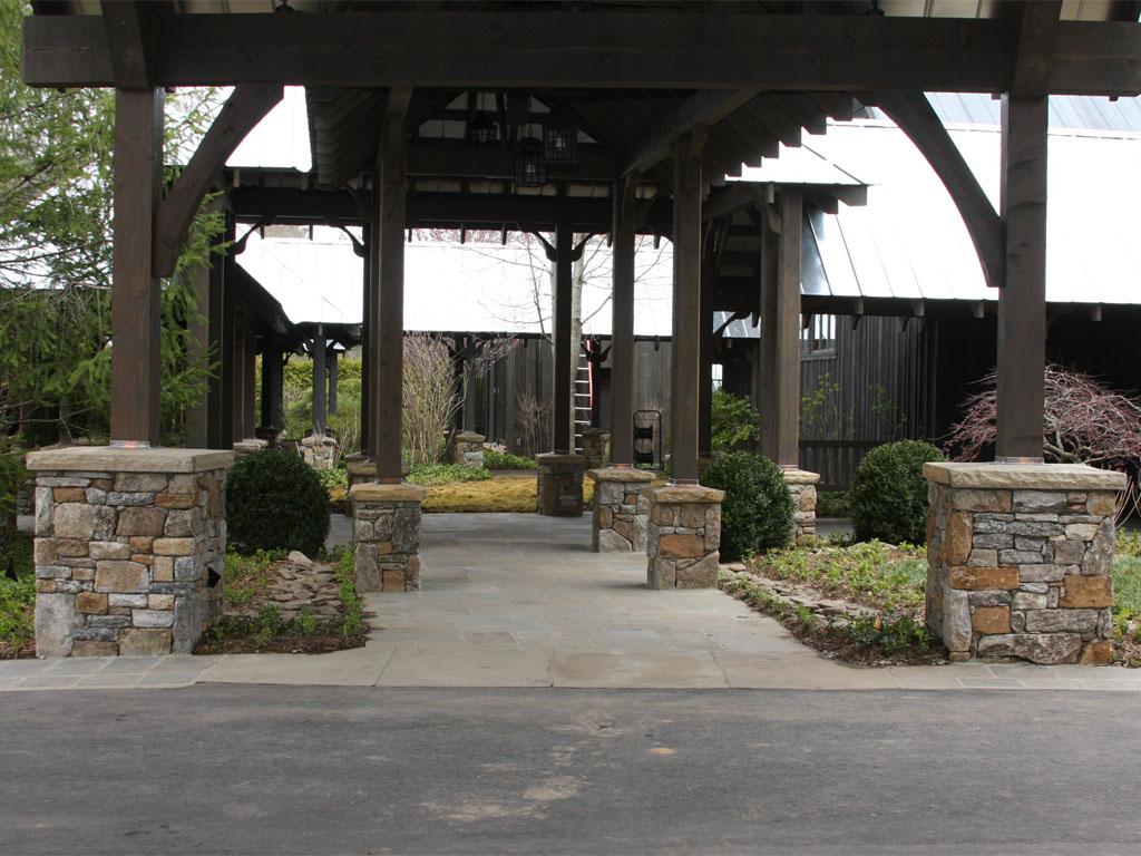 Stone Columns 4