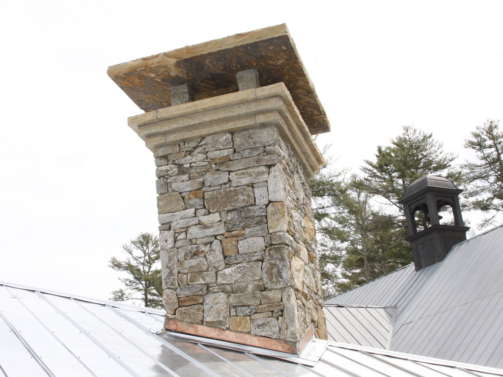 image gallery stone chimney
