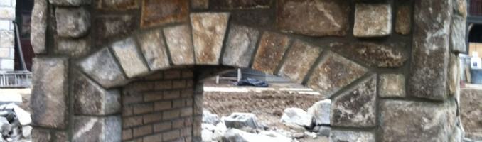 Stone Fireplace Sample 10