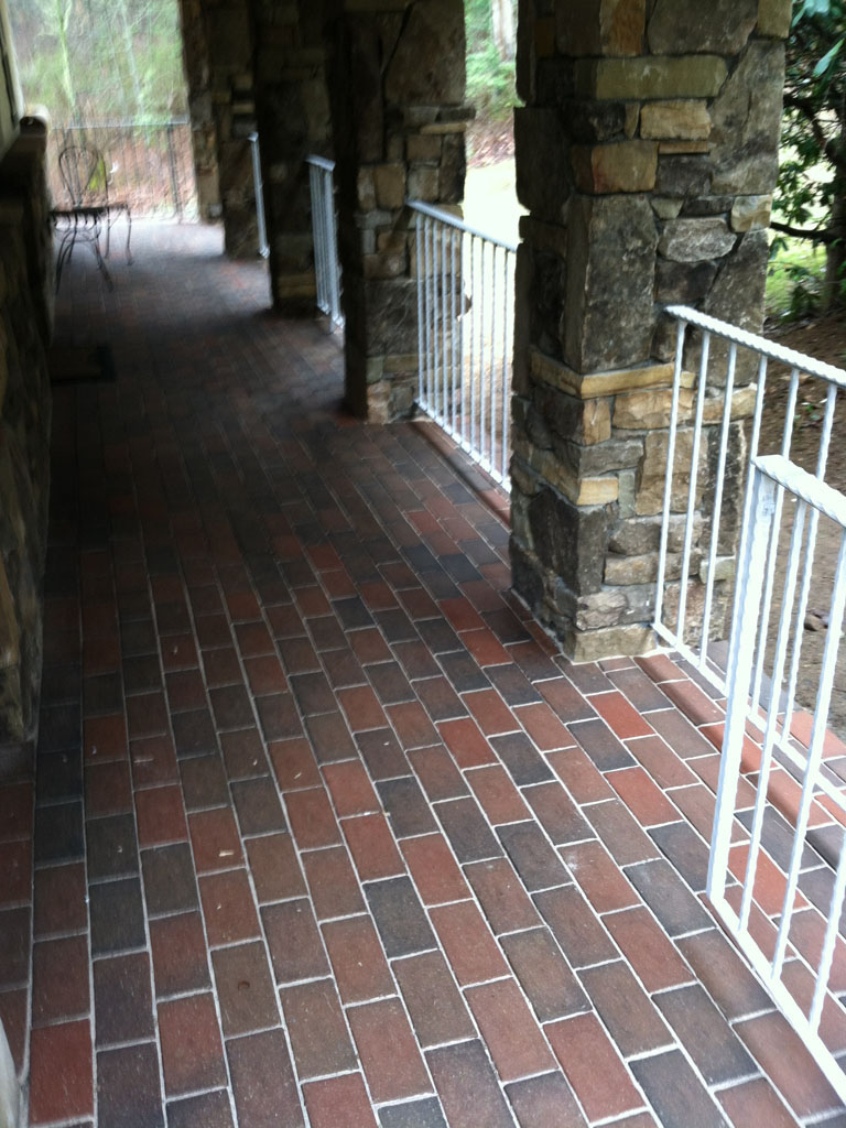 Brick Pavers 11