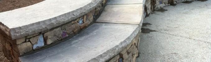 Stone steps sample 13
