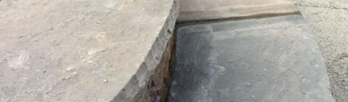 Stone steps sample 14