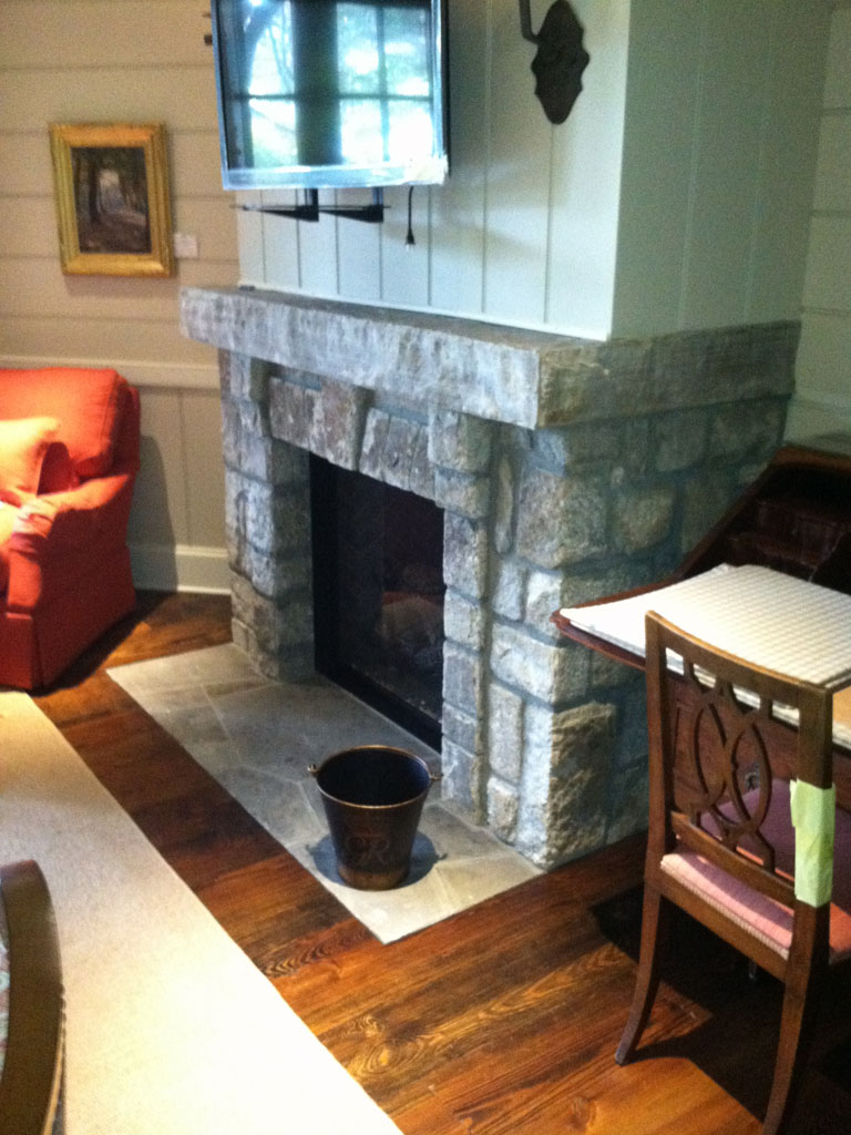 Stone Fireplace Sample 13