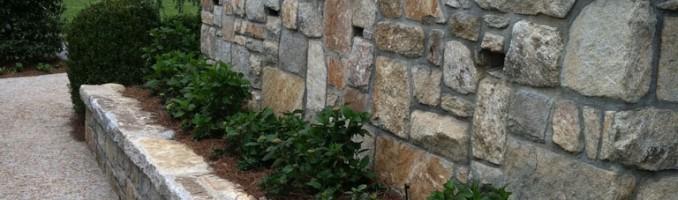 Retaining Wall 16