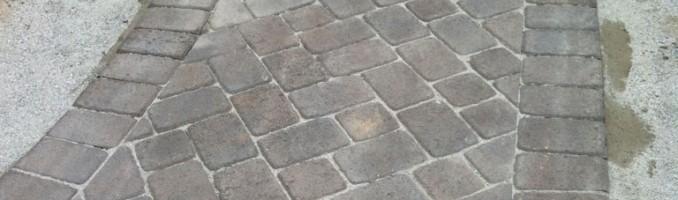 Brick Pavers 13