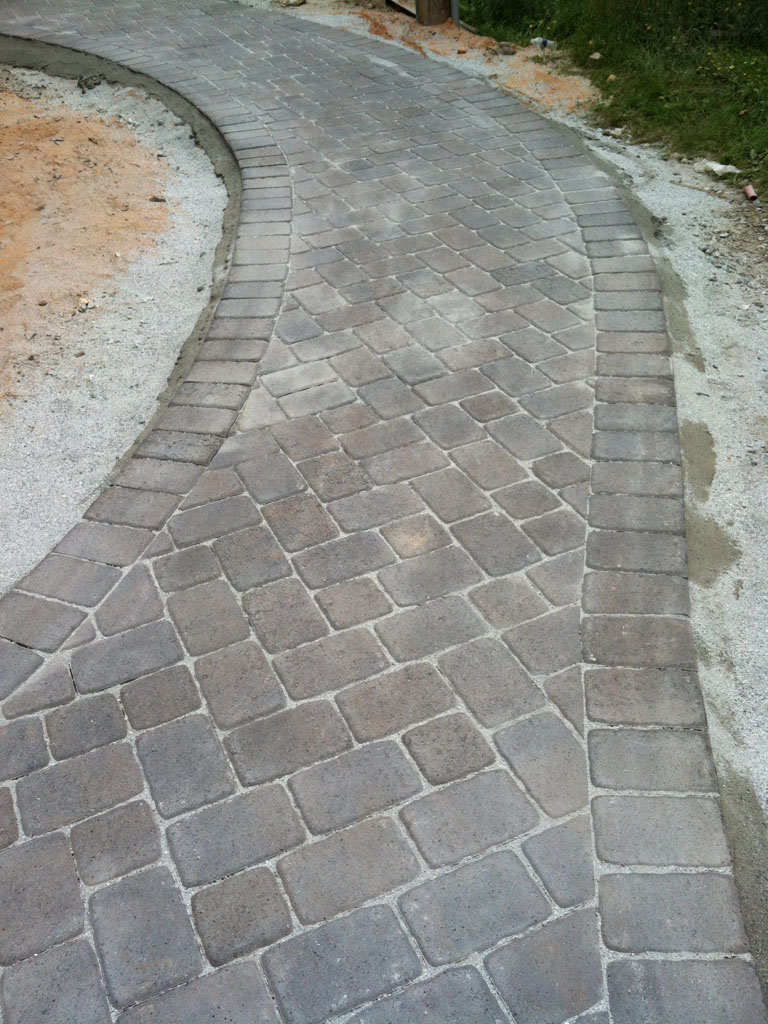 Brick Pavers 13
