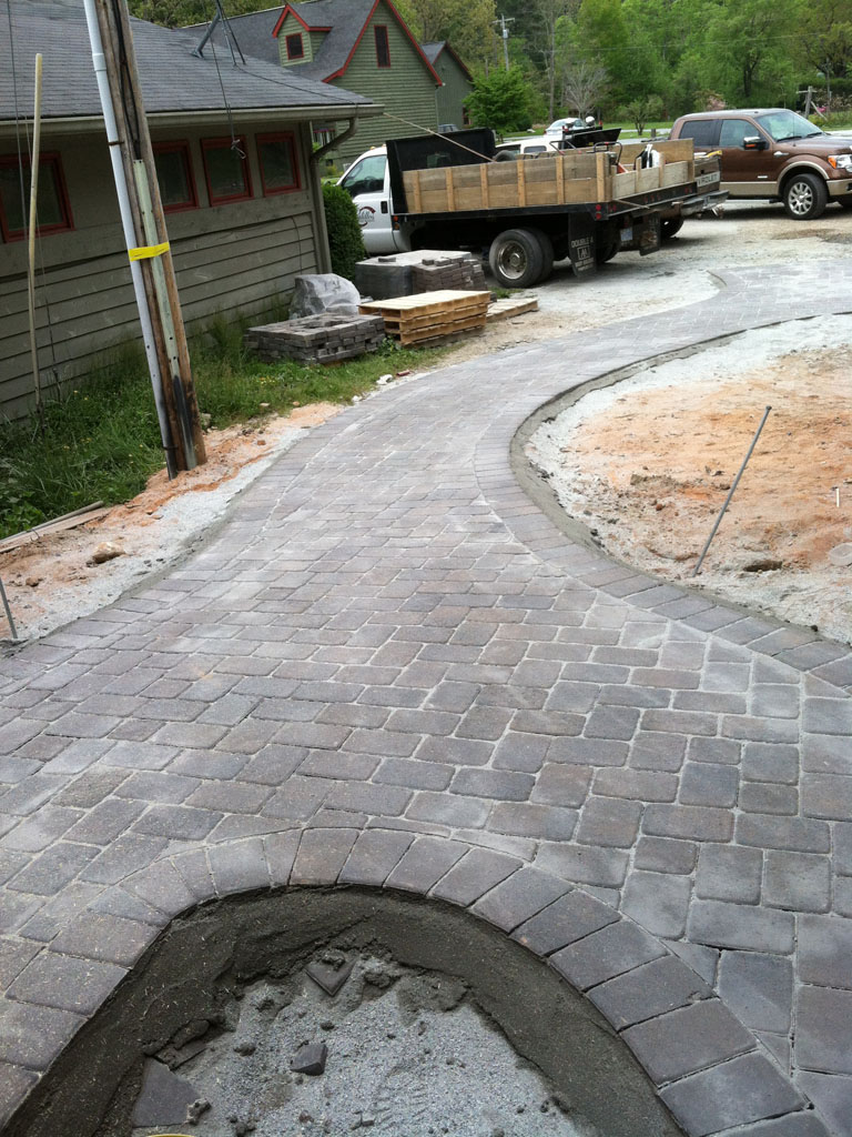 Brick Pavers 14