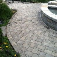 Brick Pavers 16