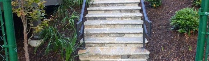 Stone steps sample 16