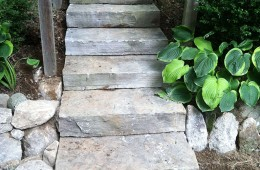 Stone steps sample 17