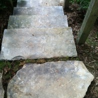 Stone steps sample 18