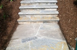 Stone steps sample 19