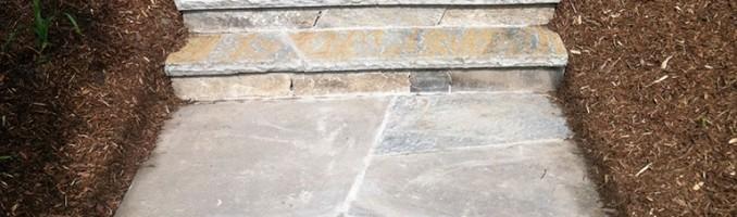 Stone steps sample 19