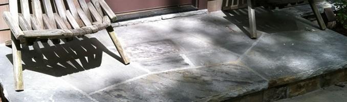 Stone steps sample 20