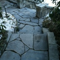 Stone steps sample 21