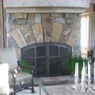 Stone Chimney sample 13
